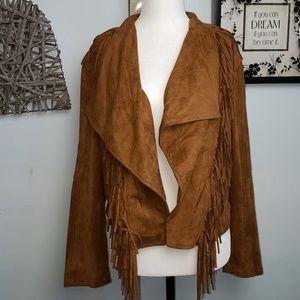 Trendy Fringe Jacket